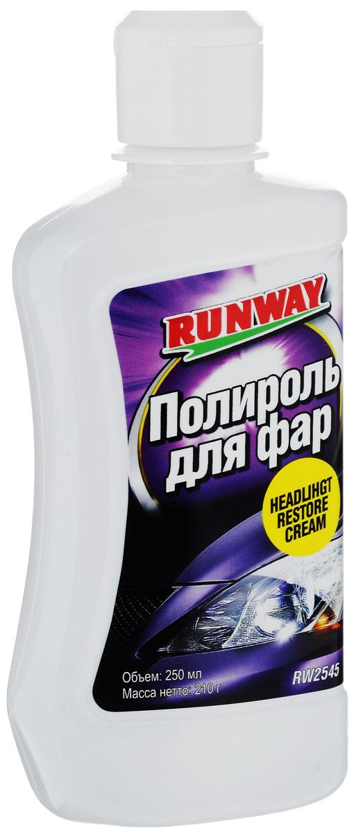 """Полироль для фар """"Runway"""", 250 мл"""