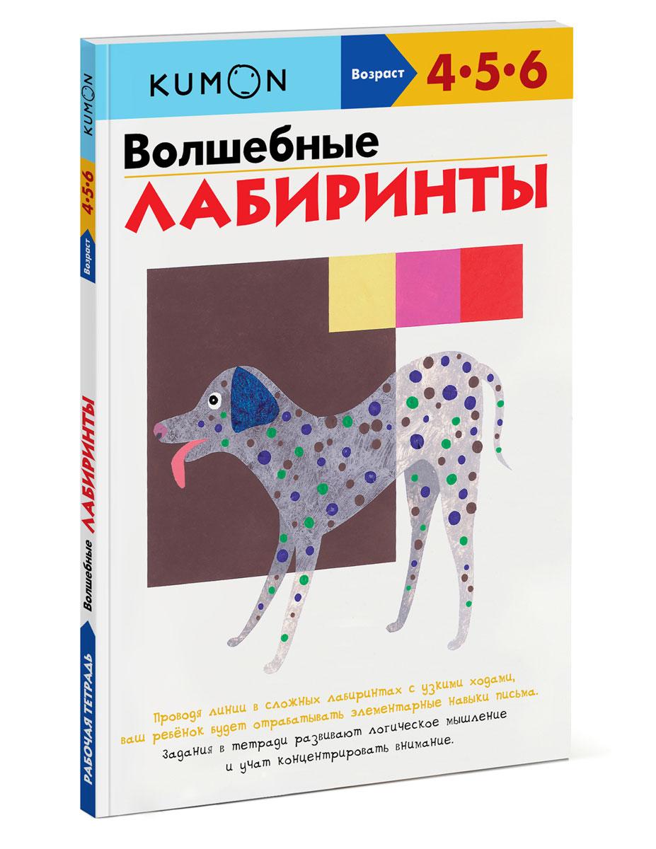 Надежда Кузнецова Волшебные лабиринты kumon волшебные линии