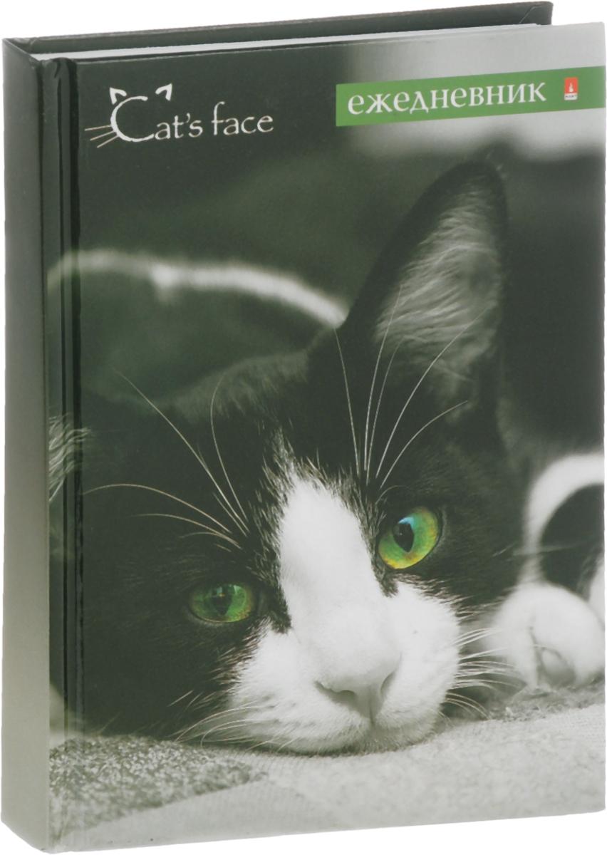 Альт Ежедневник Cats Face недатированный 128 листов3-020/15 ДСтильный ежедневник Альт Cats Face - неотъемлемый атрибут любого современного делового человека.Настольный ежедневник позволит систематизировать входящую информацию и оптимизировать график встреч, не отходя от рабочего места. Обложка выполнена из плотного картона, что позволит сохранить ежедневник в аккуратном состоянии на протяжении всего времени использования.Недатированный блок ежедневника не ограничен по сроку годности, его можно использовать на протяжении нескольких лет без привязки к году. Первая страница предназначена для заполнения личной информации пользователя. Также в ежедневнике вы найдете: календарь на 2016-2019 годы, часовые пояса, аэропорты Европы, международные телефонные коды, телефонные коды России, Беларуси, Казахстана, Армении, цифровые автомобильные коды России, Беларуси, Казахстана, Армении, единицы измерения, страны мира. На последних страницах ежедневника расположена телефонная книга. Ежедневник надежно скреплен сшитым переплетом.Ежедневник Альт займет достойное место на вашем рабочем столе.