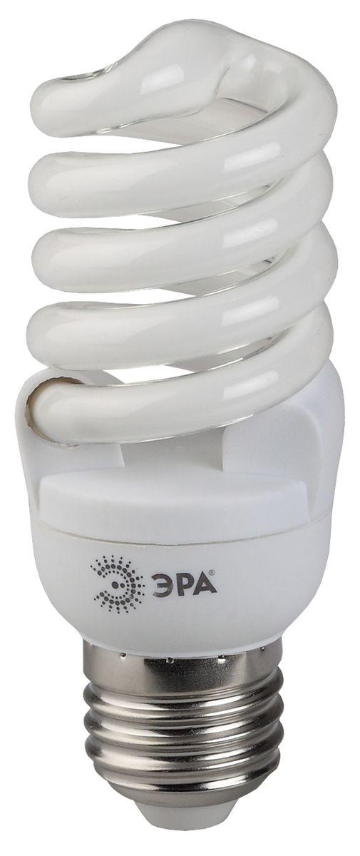 Лампа энергосберегающая ЭРА, яркий свет, цоколь E27, 15 W5060138473973Энергосберегающая лампа ЭРА  - традиционная энергосберегающая лампа, экономит до 80% электроэнергии и на 20% сокращает коммунальные платежи. Срок службы до 12000 часов.Сопоставимые размеры с обычной лампой накаливания.Адаптивная система зажигания обеспечивает мгновенное включение и плавный разогрев лампы за 1 мин. Надежное зажигание и стабильная светоотдача при температуре от -25°С до +50°С.Не нагревается до высоких температур и может использоваться в любых светильниках. Высокий коэффициент цветопередачи, Ra>82. Отсутствие искажения цвета освещаемых объектов.Повышенная светоотдача. Используется качественный люминофор. Технология superbright.