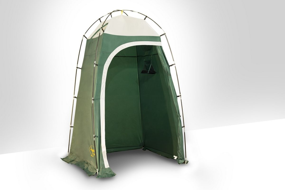 Палатка-душ Canadian Camper  Water Cabine , цвет: зеленый, серый - Полезные аксессуары