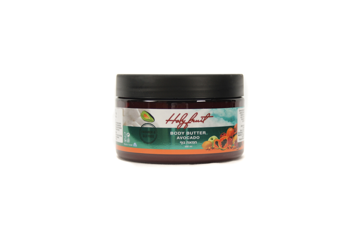 Holy Fruit Масло для тела (Авокадо) Body butter avocado, 300 мл fruit emotions body lotion lime vanilla