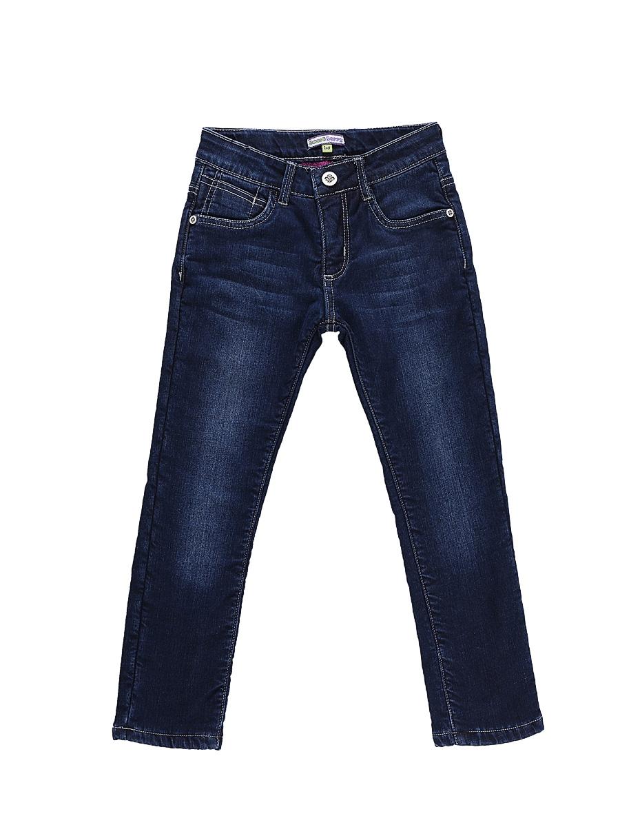 Джинсы для девочки Sweet Berry, цвет: синий. 205458. Размер 122 джинсы для девочки sweet berry цвет синий 205275 размер 80