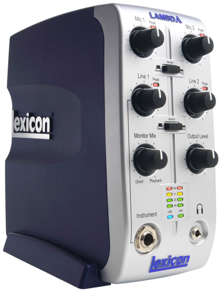 Lexicon Lambda аудио-интерфейс - Студийное оборудование