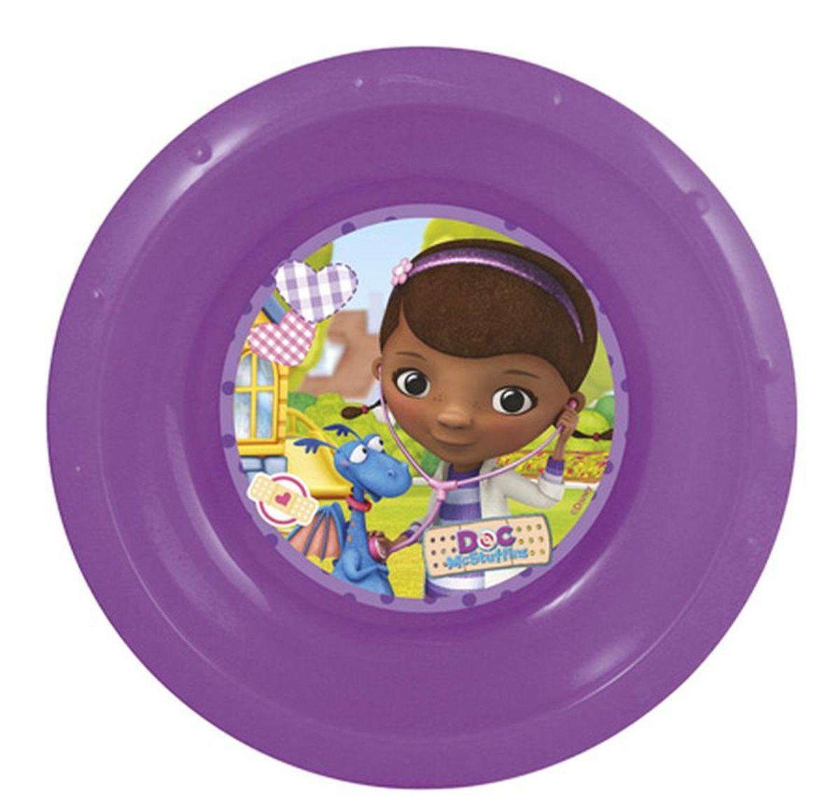 """Глубокая миска """"Disney"""" превратит процесс кормления вашего малыша в веселую игру. Дно оформлено изображением любимого мультипликационного персонажа.  Ваш ребенок будет кушать с большим удовольствием, стараясь быстрее добраться до картинки."""