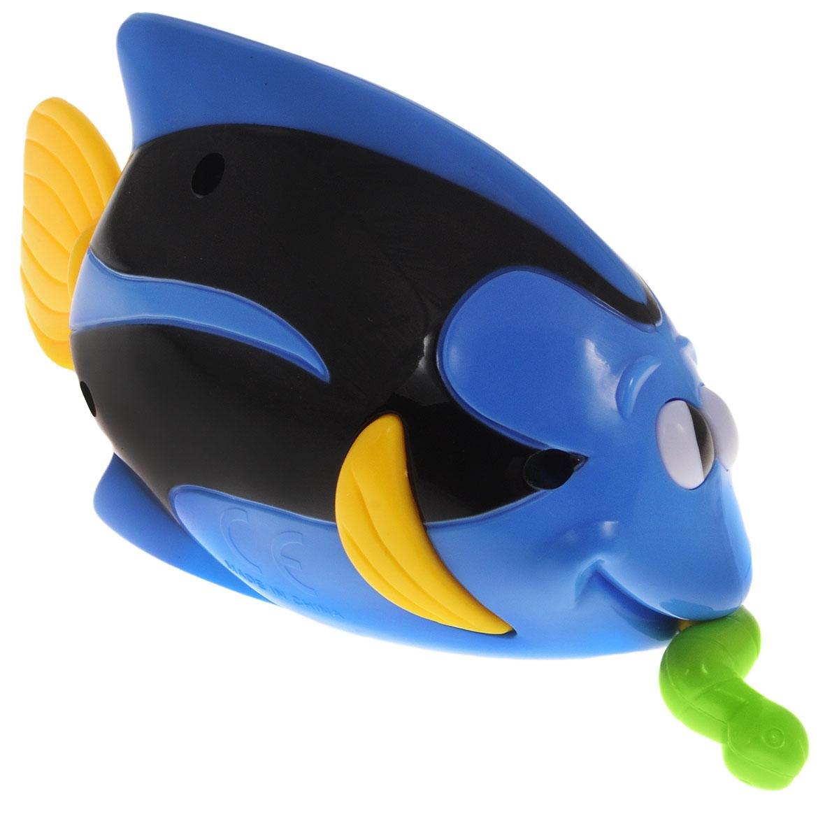 Navystar Игрушка для ванной Рыбка Голубой хирург