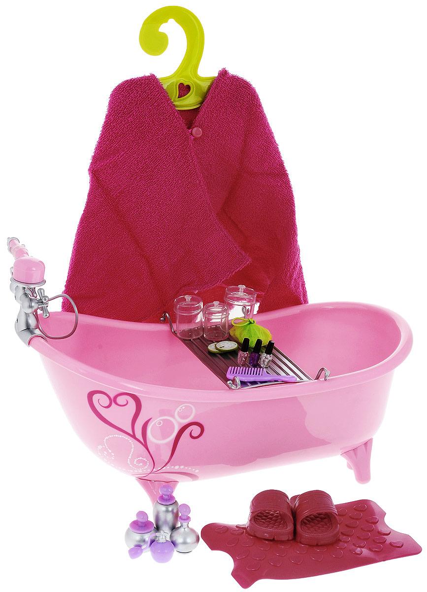 Our Generation Игровой набор с аксессуарами Моя ванна our generation dolls стульчик для кормления куклы 46 см крепление к столу
