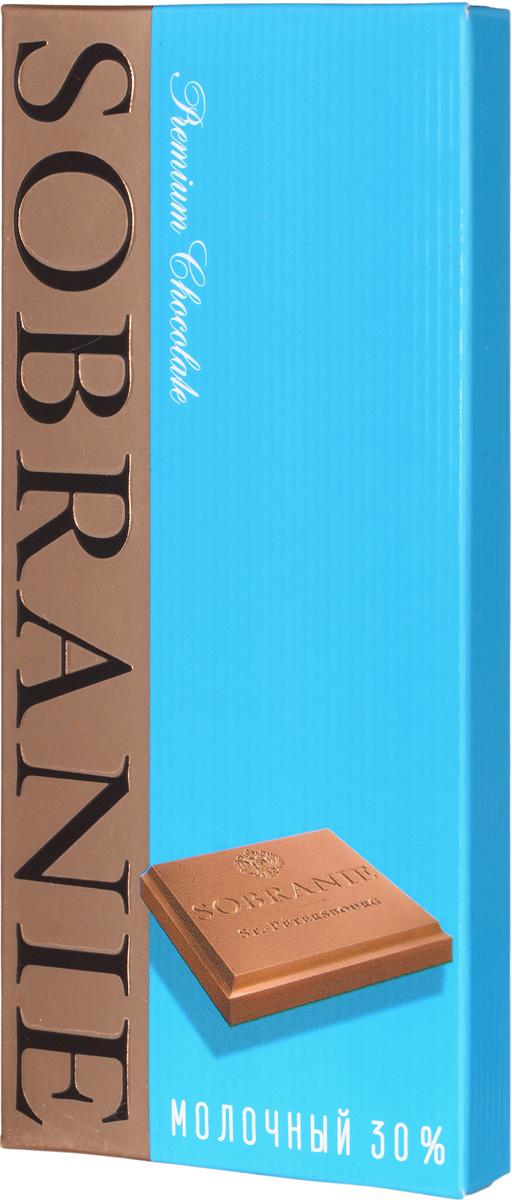 Sobranie молочный шоколад, 45 г14.2199Sobranie — особый шоколад, в котором соединяются верность российским кондитерским традициям, бескомпромиссность качества и изысканность вкуса. Созданный по бережно хранимому рецепту прошлоговека, шоколад Sobranie изготавливается исключительно из отборных какао-бобов с Берега Слоновой Кости.