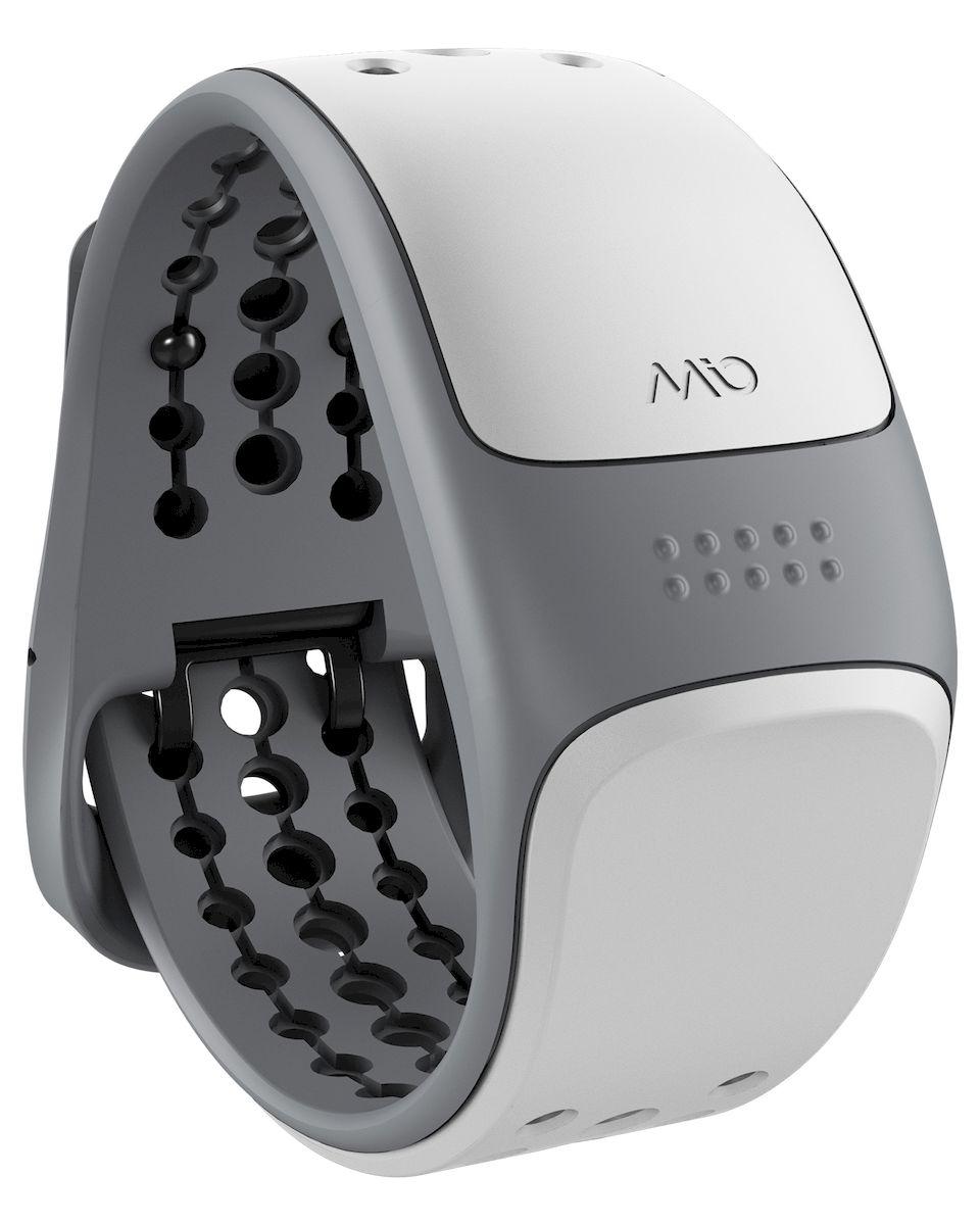 """Пульсометр Mio Global """"Link"""" - запястный пульсометр, обеспечивающий точность ЭКГ и работающий с самыми популярными смартфонами и фитнес-приложениями, спортивными часами, велокомпьютерами и другим фитнес-оборудованием, поддерживающим связь по Bluetooth Smart (Bluetooth 4.0) и ANT+.  Особенности: - Датчик пульса (MIO Optical Heart Rate Technology). - Подключается к смартфону по Bluetooth Smart (Bluetooth 4.0). - Возможность подключения по ANT+ к совместимому спортивному оборудованию, - Водонепроницаемость - 30 метров. - RGB-светодиод, индицирующей одну из пяти пульсовых зон. - Аккумулятор: 1 месяц с выключенным пульсометром/8 часов в режиме тренировки. - Совместимость: iPhone & Android, GPS-часы, велокомпьютеры и другое спортивное оборудование. - Собственные приложения и популярные сторонние (Runkeeper, Endomondo, Nike+, Adidas, Runtastic и другие).   Как начать бегать: советы тренера. Статья OZON Гид"""