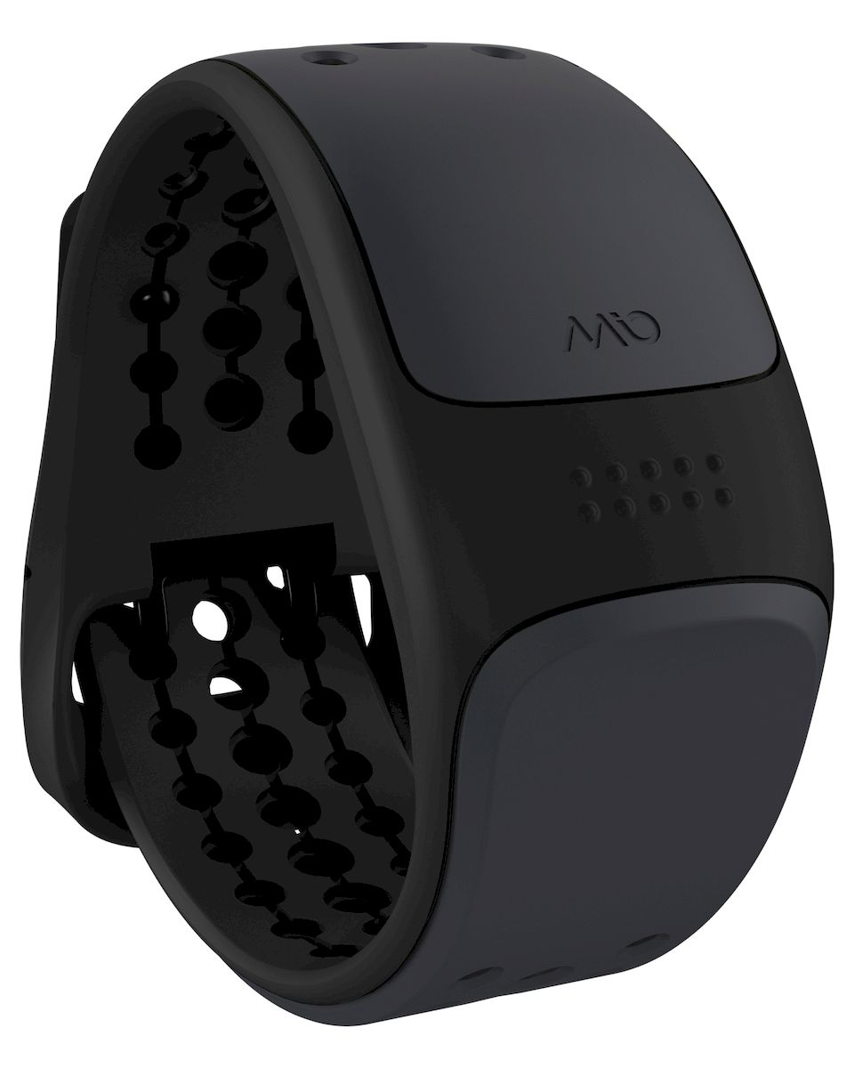"Пульсометр Mio Global ""Link"", цвет: черный, темно-серый. 56P-GRY-L"