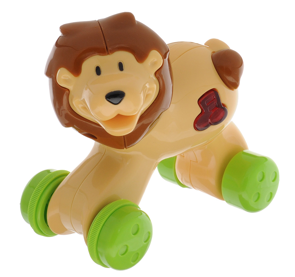 Navystar Музыкальная игрушка-каталка Лев игрушка