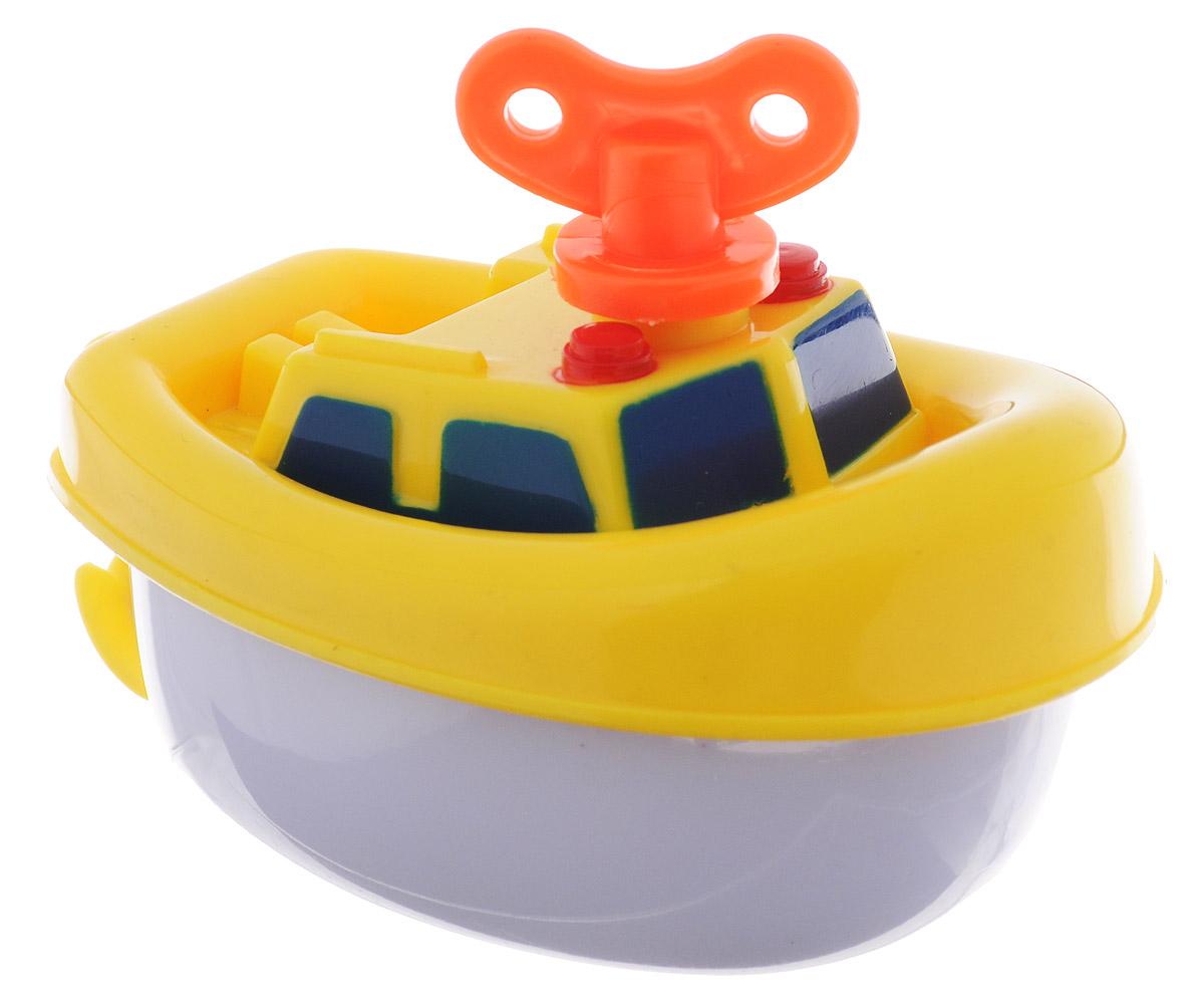 Navystar Игрушка для ванной Пароходик цвет желтый