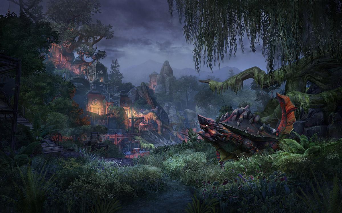 Elder Scrolls Online:  Gold Edition (PS4) ZeniMax Online Studios