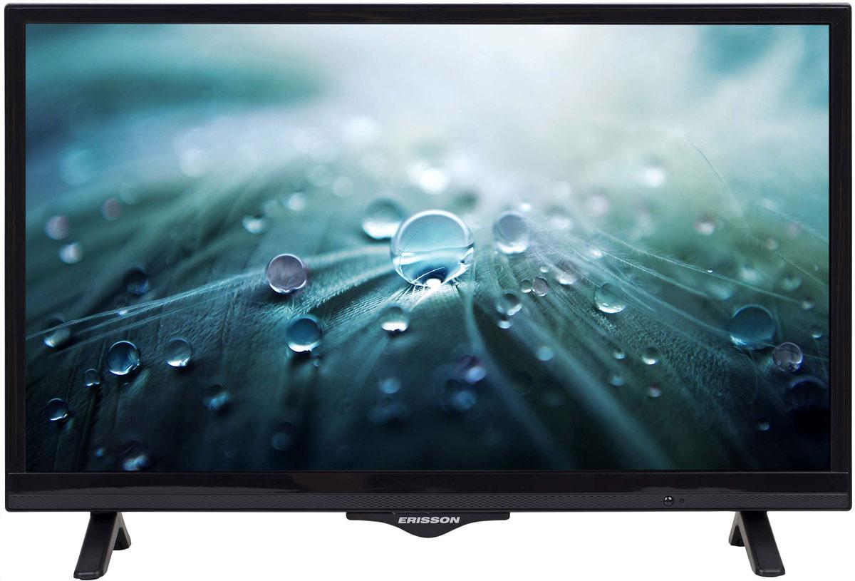 Erisson 24 LES 76 T2 телевизор24LES76T2Телевизор Erisson 24LES76T2 с насыщенной цветопередачей изображения, разрешением HD и широкими углами обзора. Источником сигнала для качественной реалистичной картинки могут служить не только цифровые эфирные и кабельные каналы, но и любые записи с внешних носителей, благодаря универсальному встроенному USB-медиаплееру. Формат экрана: 16:9Контрастность: 1200:1Яркость: 220 кд/м2Угол обзора: 178°/178°