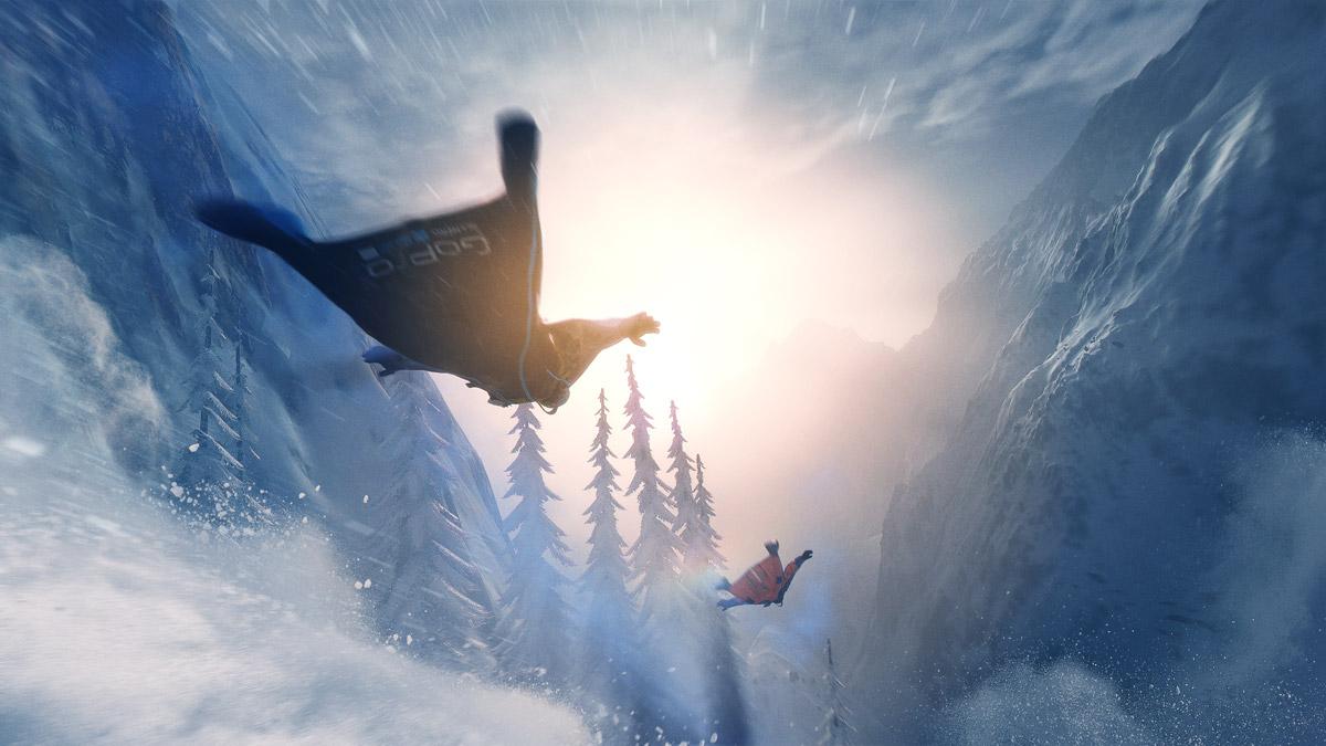 Steep (PS4) Ubisoft Annecy,Ubisoft Kiev,Ubisoft Montpellier