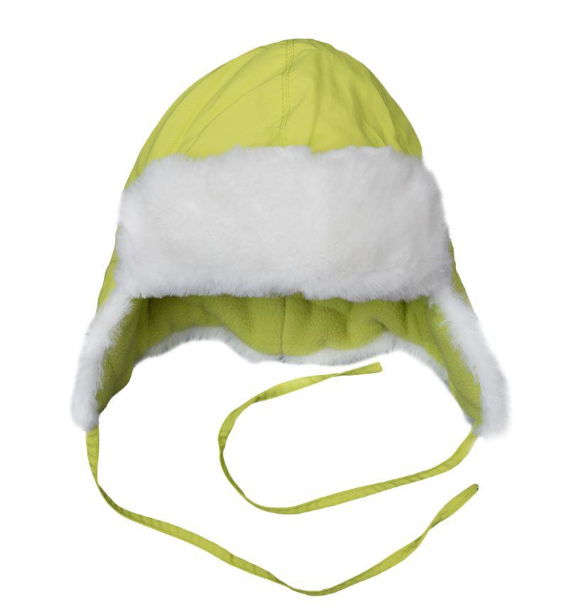 Шапка для девочки Scool, цвет: лайм. 364187. Размер 54364187Яркая шапка для девочки выполнена из непромокаемой плащевки с отделкой из уютного искусственного меха. Внутри флисовая подкладка. Удлиненные боковые части надежно защитят от ветра, а завязки позволят крепко зафиксировать шапку на голове. Уважаемые клиенты! Обращаем ваше внимание на тот факт, что размер, доступный для заказа, является обхватом головы.