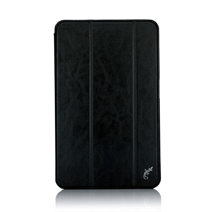 G-case Slim Premium чехол для Samsung Galaxy Tab A 10.1, BlackGG-734Чехол G-case Slim Premium для планшета Samsung Galaxy Tab A 10.1 надежно защищает ваше устройство от случайных ударов и царапин, а так же от внешних воздействий, грязи, пыли и брызг. Крышку можно использовать в качестве настольной подставки для вашего устройства. Чехол приятен на ощупь и имеет стильный внешний вид.Он также обеспечивает свободный доступ ко всем функциональным кнопкам планшета и камере.