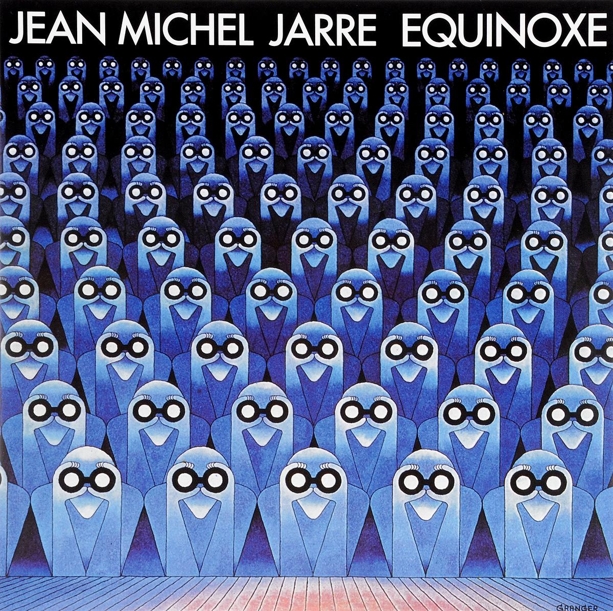 Жан-Мишель Жарр Jean Michel Jarre. Equinoxe (LP) cd jean michel jarre cities in concert houston lyon