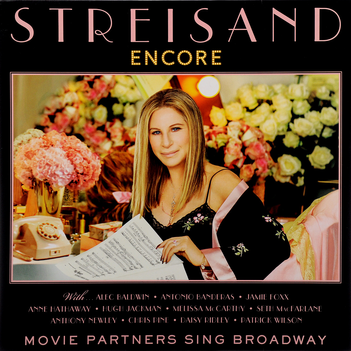 Барбра Стрейзанд Barbra Streisand. Encore: Movie Partners Sing Broadway (LP) barbra streisand barbra streisand encore movie partners sing broadway