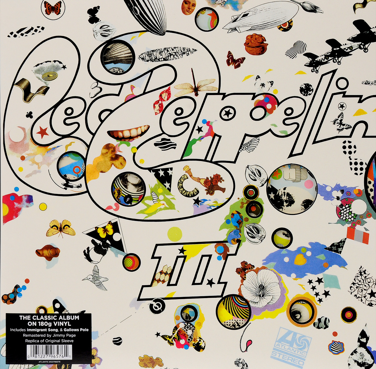 Led Zeppelin Led Zeppelin. Led Zeppelin III (LP) led zeppelin led zeppelin original recording remastered 3