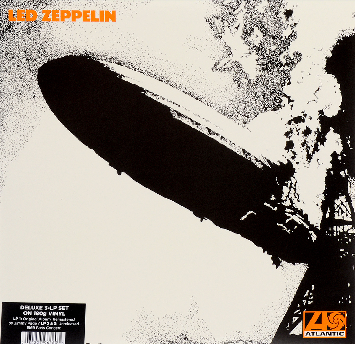 Led Zeppelin Led Zeppelin (3 LP) led zeppelin led zeppelin original recording remastered 3