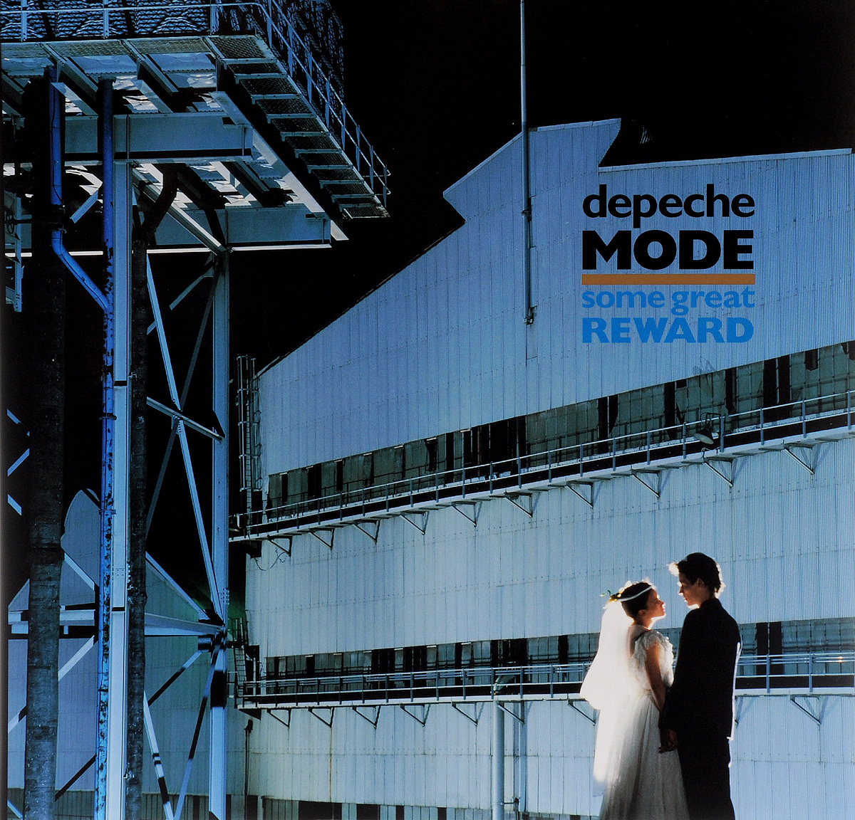 Depeche Mode Depeche Mode. Some Great Reward (LP)