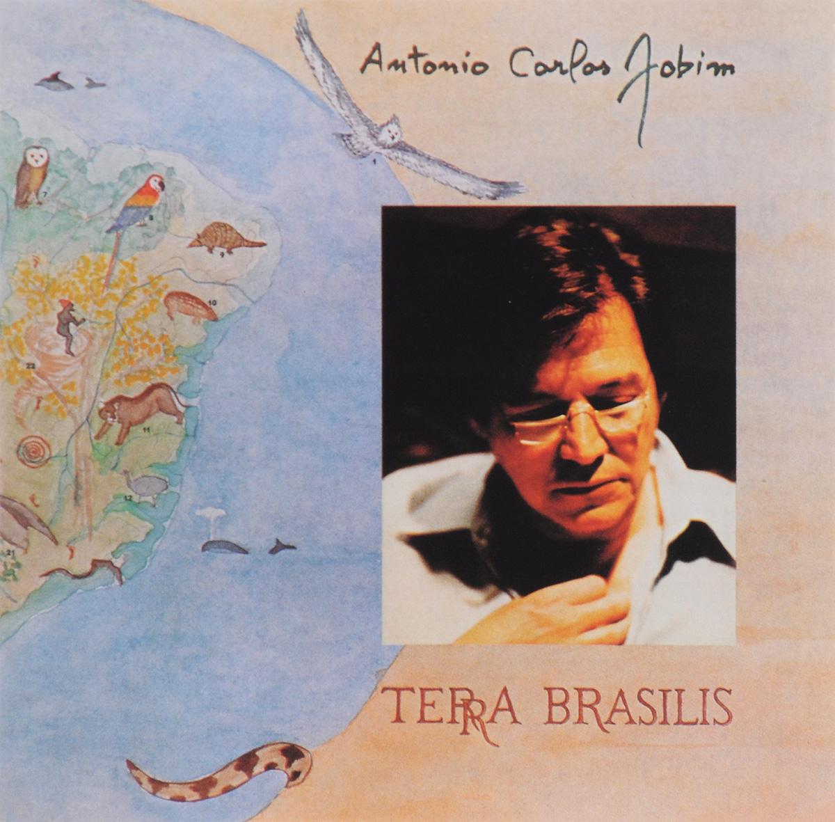 все цены на Антонио Карлос Жобим Antonio Carlos Jobim. Terra Brasilis