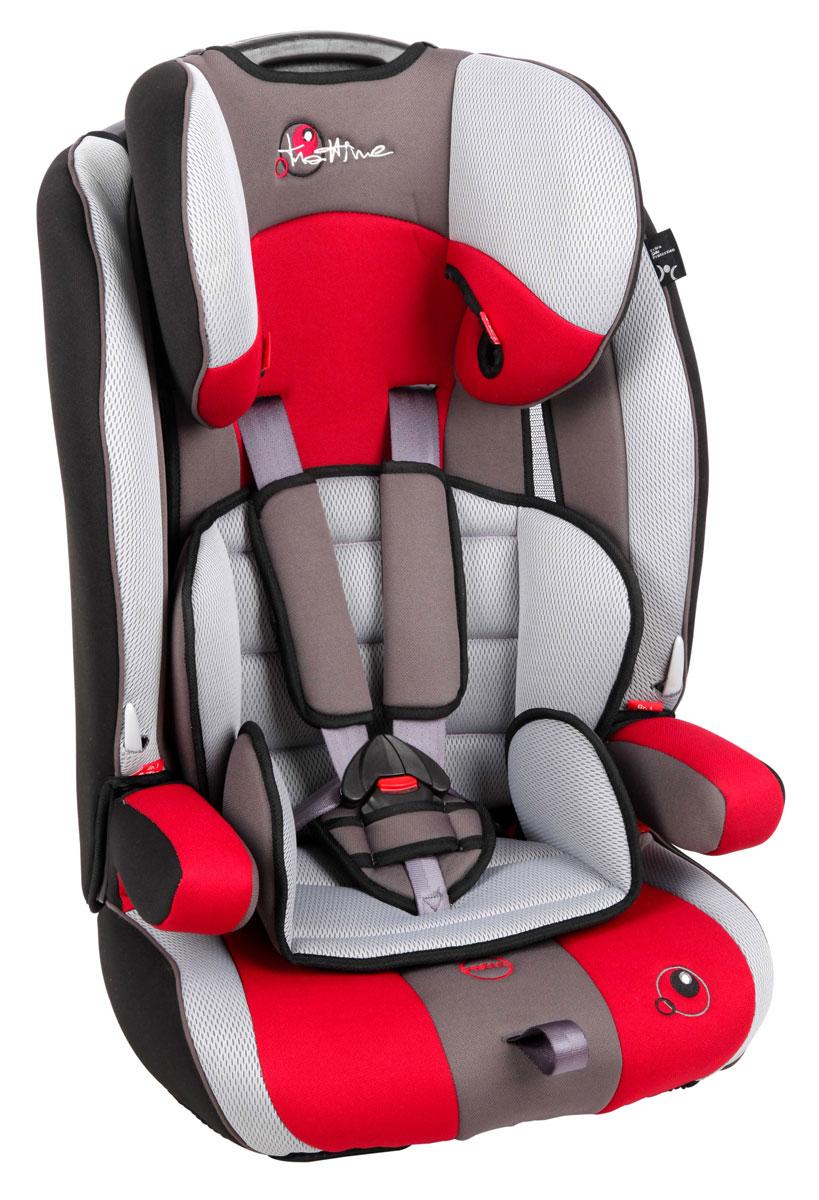 Renolux Автокресло Jamaica Grenadine78212Группа 1/2/3 (от 9 до 36 кг)Кресло-бустер, которое растёт вместе с вашим ребёнком!Регулируемый оновременно с ремнями подголовник, боковая защитарегулировка наклона спинки, вентилируемая спинкаусиленная боковая защитапростая и быстрая установкаотделяемое сиденье-бустер