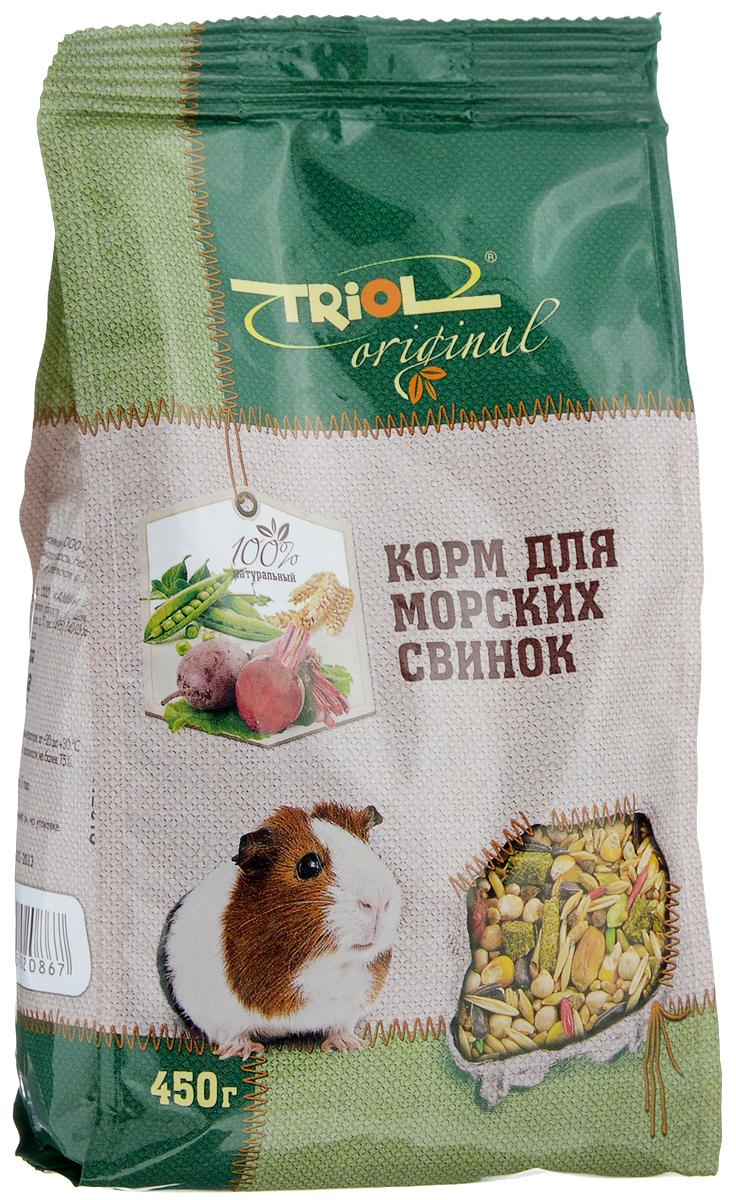 Корм для морских свинок Triol, 450 г
