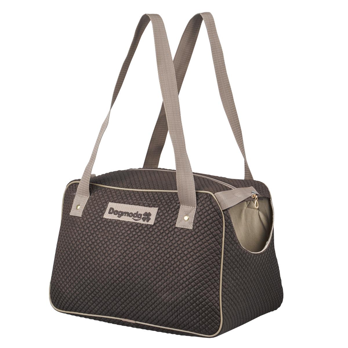 Сумка-переноска для животных Dogmoda Ирис, 36 х 22 х 25 см зооник сумка переноска для животных 32 36 47см