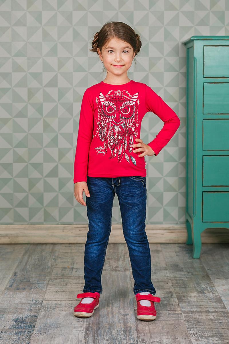 Джинсы для девочки Sweet Berry, цвет: синий. 205429. Размер 98 джинсы для девочки sweet berry цвет синий 205275 размер 80