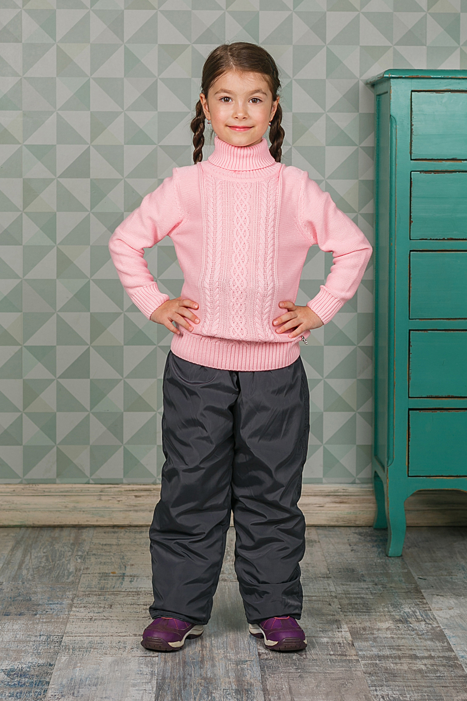 Свитер для девочки Sweet Berry, цвет: розовый. 205483. Размер 128205483Теплый вязаный свитер Sweet Berry для девочки идеально подойдет вашему ребенку в прохладные дни. Уютный свитер с длинными рукавами имеет высокий воротник-гольф с отворотом. Низ рукавов, воротник и низ изделия дополнены вязаной крупной резинкой. Оформлен оригинальной вязкой.