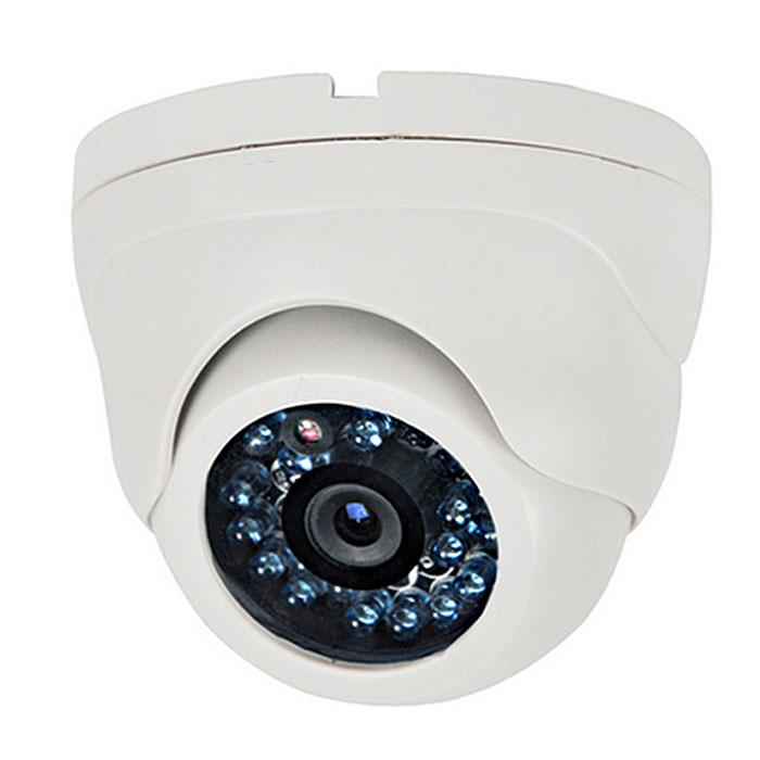 IVUE HDC-ID10F36-20 внутренняя камера видеонаблюденияiVue-HDC-ID10F36-20Внутренняя миниатюрная купольная камера 1.0Mpx, модель IVUE HDC-ID10F36-20, позволяет получать видеоизображение высокой четкости (HD), в любое время суток(ночная подсветка до 20 метров), вести видеонаблюдение внутри помещения с температурным интервалом -20° / +50°, что позволяет использовать ее в неотапливаемых складах . Данная камера позволяет создать систему видеонаблюдения, в комплектации с видеорегистраторами (AHD DVR) модельного ряда AVR-4X725-Н1, AVR-8X725-Н1, AVR-16X725-Н2. Технология AHD, позволяет передавать видеосигнал по обычному коаксиальному кабелю до 500 метров, что позволяет произвести замену старых аналоговых камер и видеорегистраторов, используя уже проложенные линии передачи видеосигнала и питания.Процессор: AR0130+NVP2431HРазрешение: 1280х720Сигнал/шум: более дБДень/Ночь: авто/баланс белогоДлина волны ИК: 850 нм