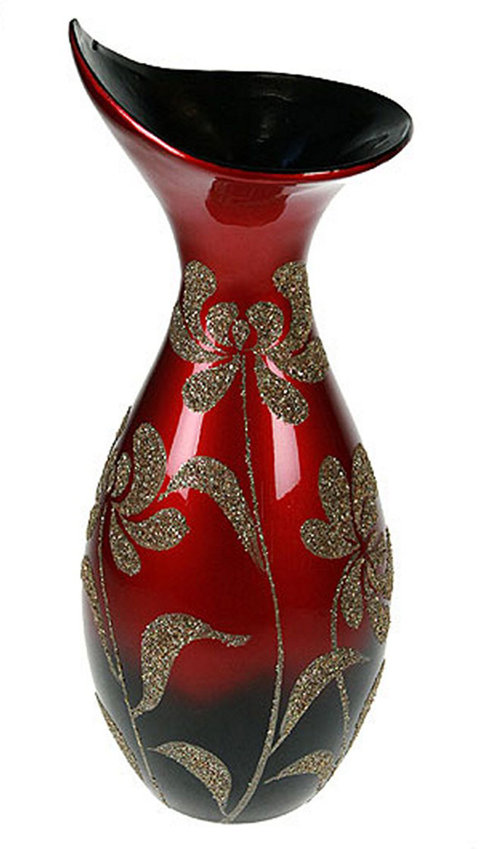 Ваза Русские Подарки, высота 41 см. 14903 ваза русские подарки винтаж высота 31 см 123710