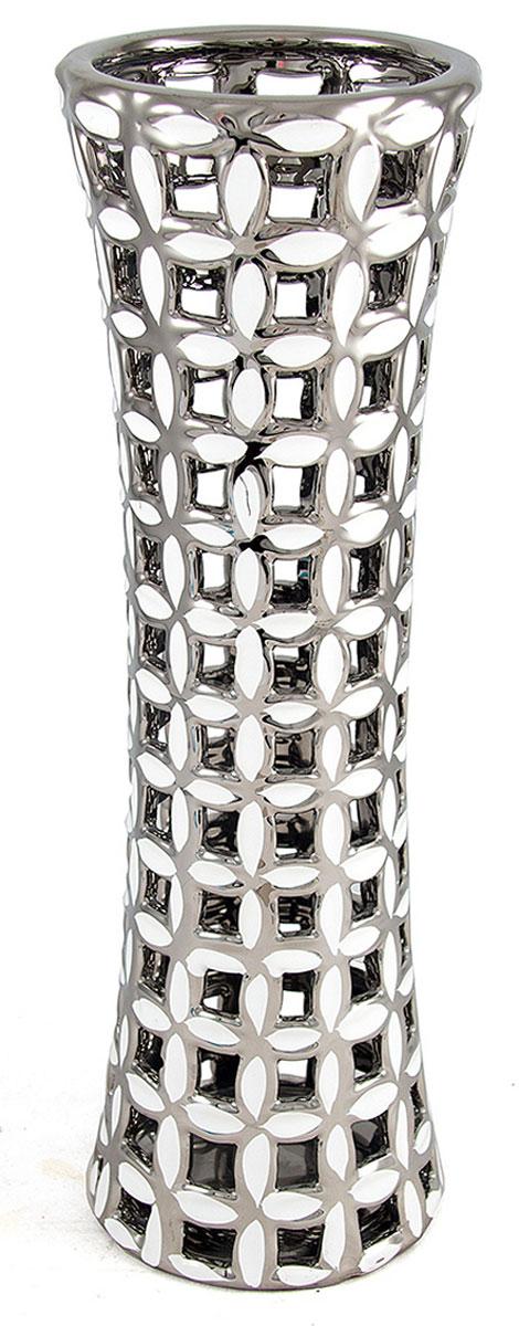 Ваза Русские Подарки, высота 39 см. 214544 ваза русские подарки винтаж высота 31 см 123710
