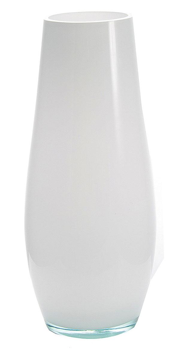 Ваза Русские Подарки, высота 33 см. 5140451404Ваза Русские Подарки, выполненная из стекла, украсит интерьер вашего дома или офиса. Оригинальный дизайн и красочное исполнение создадут праздничное настроение.Такая ваза подойдет и для цветов, и для декора интерьера. Кроме того - это отличный вариант подарка для ваших близких и друзей.Правила ухода: мыть теплой водой с применением нейтральных моющих средств.