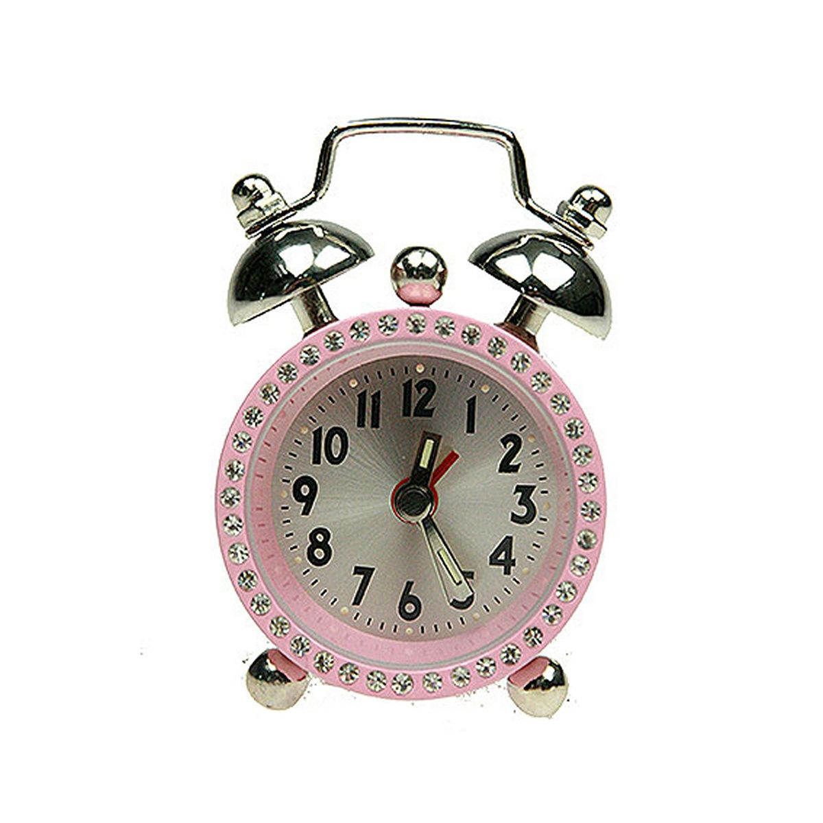 Часы настольные Русские Подарки Будильник. 22434