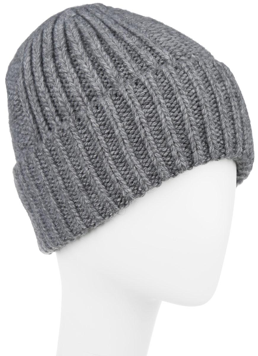 Шапка мужская Baon, цвет: серый. B846512. Размер универсальныйB846512Классическая мужская шапка Baon отлично дополнит ваш образ в холодную погоду. Сочетание акрила с добавлением полиамида и эластана максимально сохраняет тепло и обеспечивает удобную посадку, невероятную легкость и мягкость. Внутренняя сторона шапки утеплена мягким флисом. Оформлено изделие небольшой металлической пластиной с названием бренда. Стильная шапка Baon подчеркнет ваш неповторимый стиль и индивидуальность. Такая модель составит идеальный комплект с модной верхней одеждой, в ней вам будет уютно и тепло.