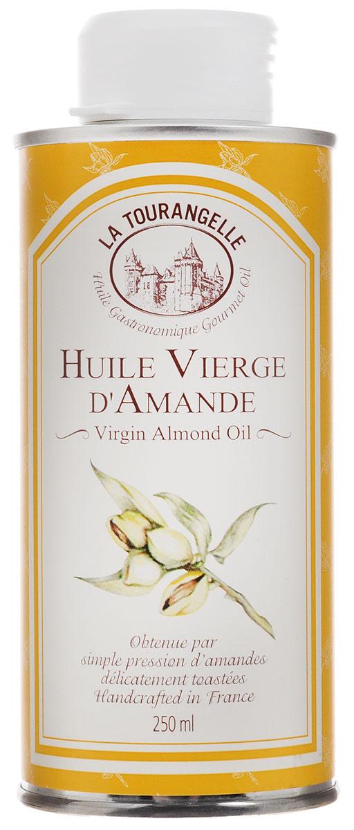 La Tourangelle Almond Virgin Oil масло миндальное нерафинированное, 250 мл