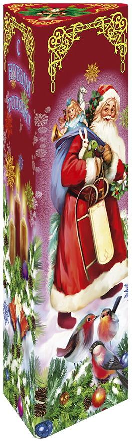Дольче Вита Новогоднее Настроение черный ароматизированный листовой чай, 75 г дольче вита с рождеством христовым черный листовой чай 170 г