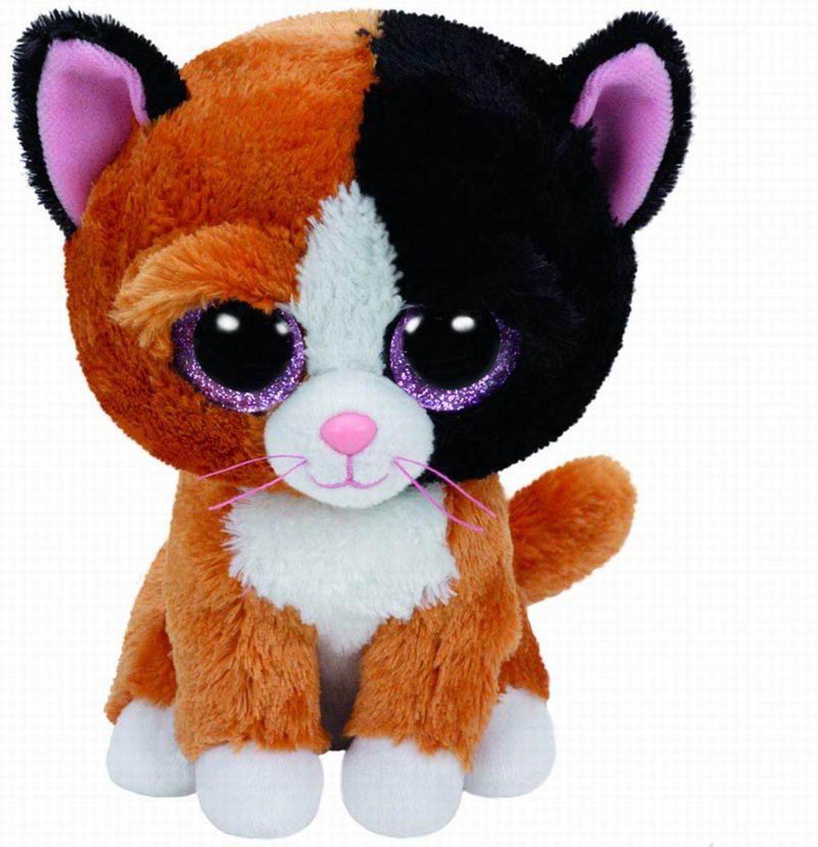 TY Мягкая игрушка Котенок Tauri 15 см котенок по имени гав г остер