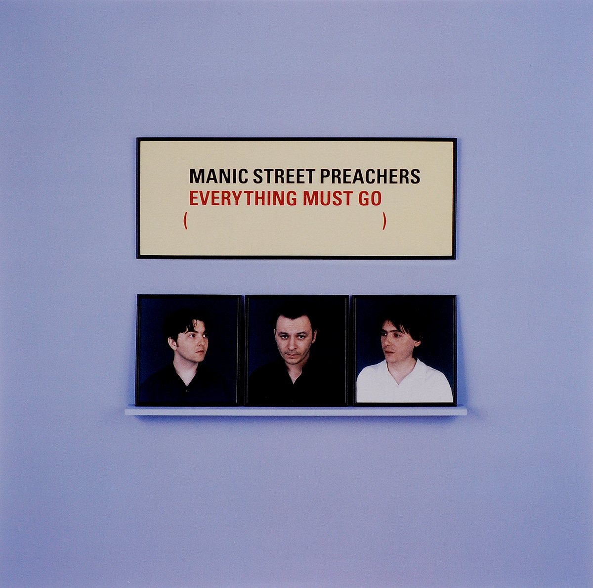 Manic Street Preachers Manic Street Preachers. Everything Must Go (LP) roxy music roxy music the studio albums limited edition 8 lp