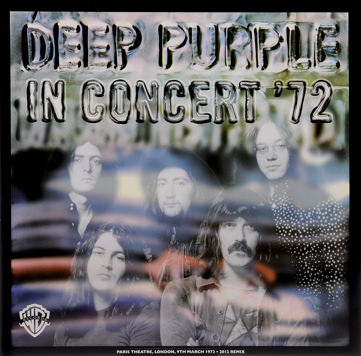 Deep Purple Deep Purple. In Concert '72 (3 LP) ветровка digel ветровка