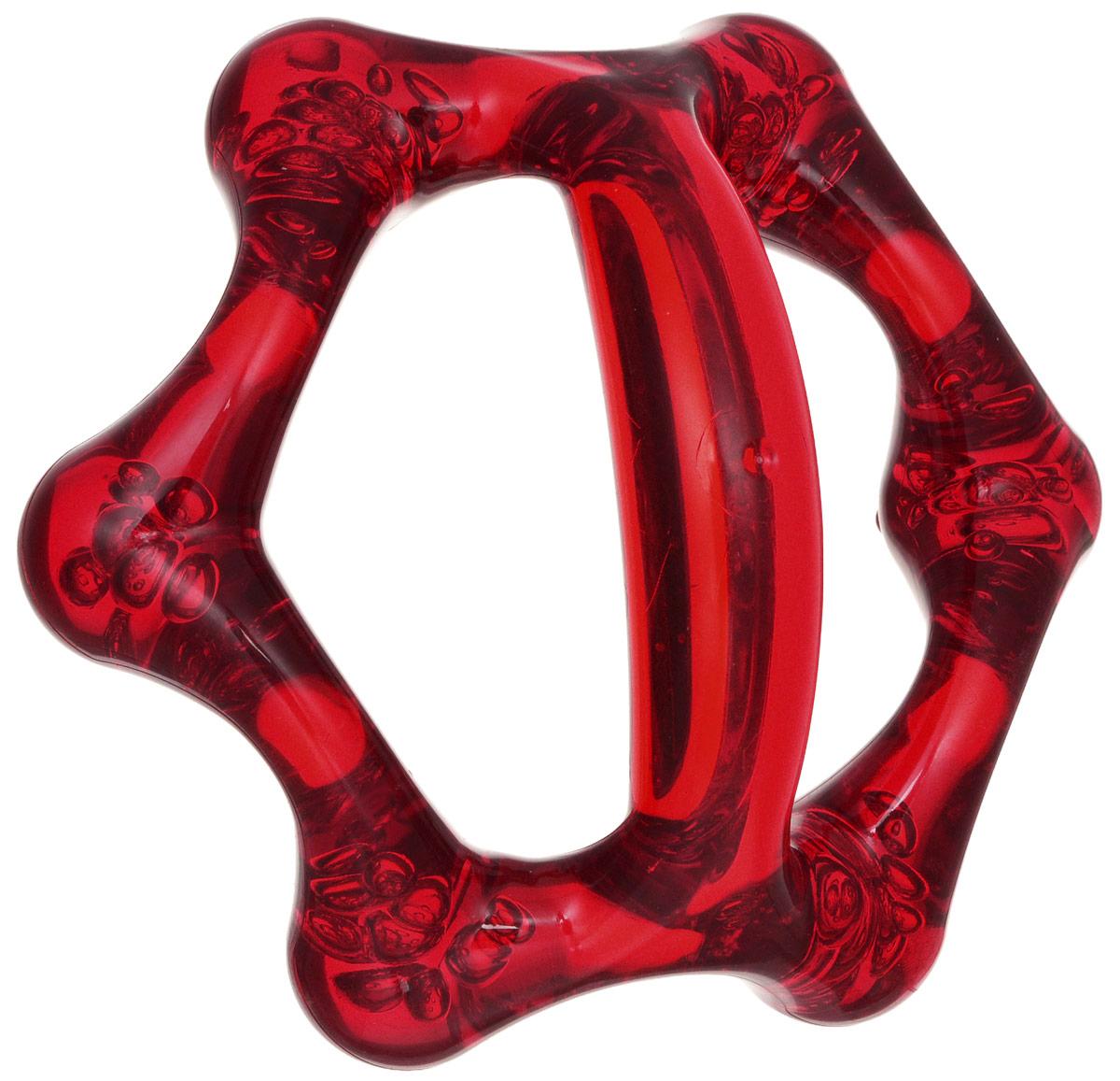 Лапонька-6 Мануальный массажер, цвет: красныйЛапонька-6_красный