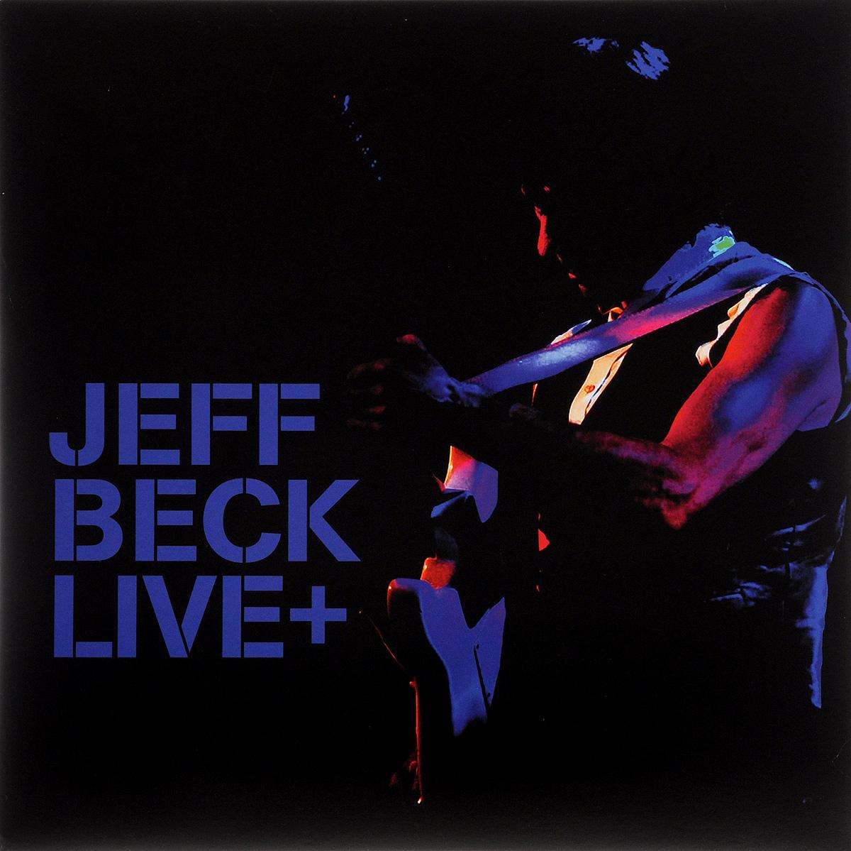 Джефф Бек Jeff Beck. Live + (2 LP) все цены