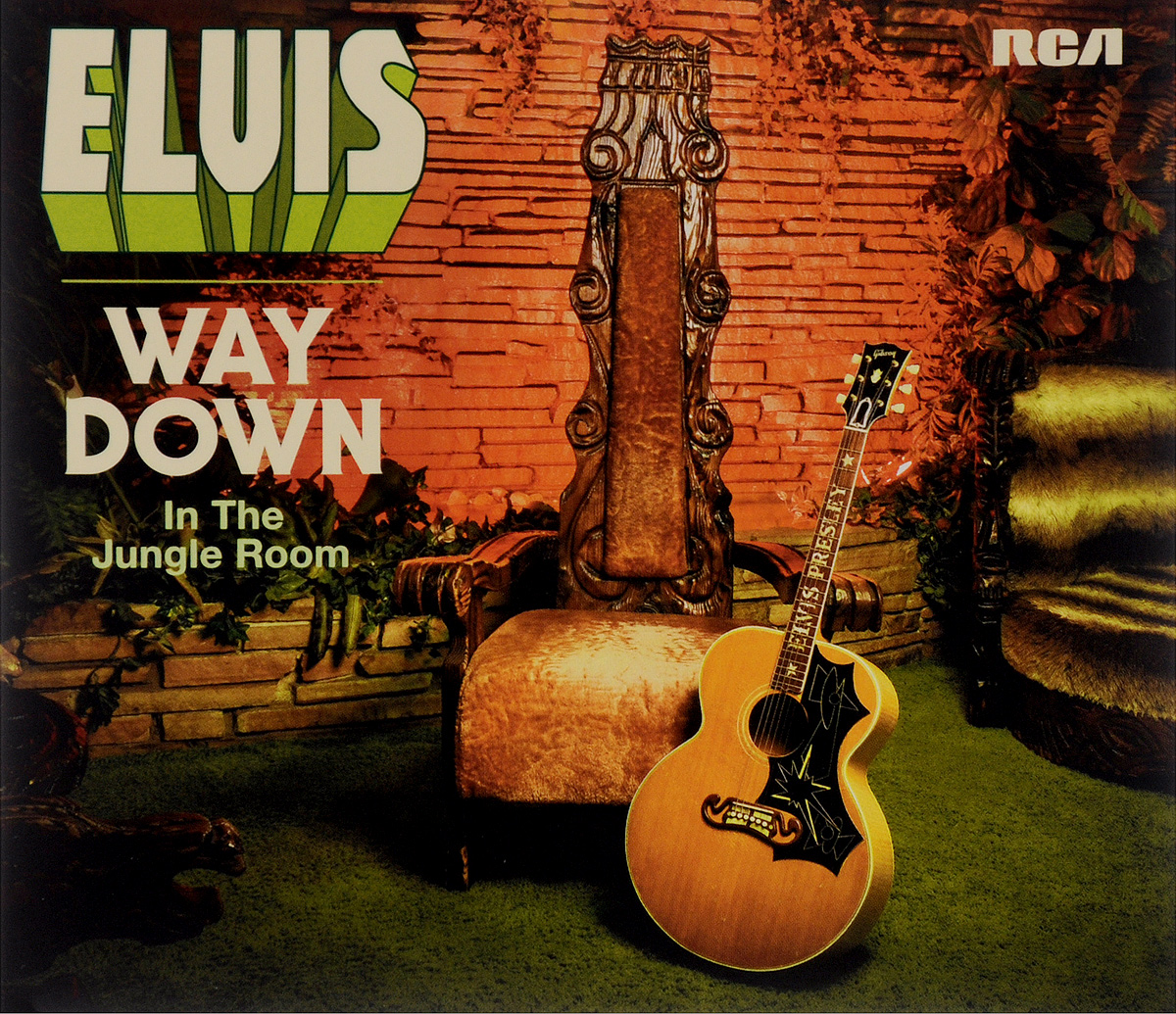 Элвис Пресли Elvis Presley. Way Down In The Jungle Room (2 CD) air tube 2 way 6mm dia quick joiner push in connector pneumatic fitting 10pcs