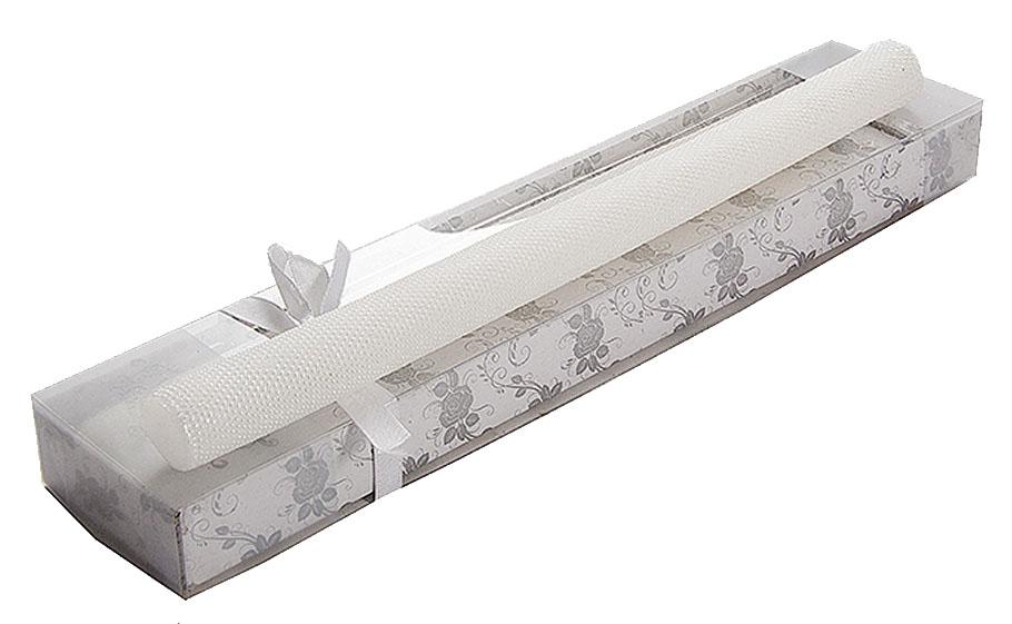 Набор свечей Win Max Жемчуг, 32 х 2 см, 2 шт. 9471094710Набор декоративных свечей Win Max Жемчуг представляет собой набор из двух свечей, украшенных красивой резьбой в виде маленьких жемчужин. Набор упакован в красивую коробку и перевязан лентой. Свечи создают атмосферу уюта и романтики. Яркая свеча будет прекрасным дополнением к вашему празднику. Симпатичный сувенир послужит отличным подарком.Длина свечи: 32 см.Диаметр дна: 2 см.
