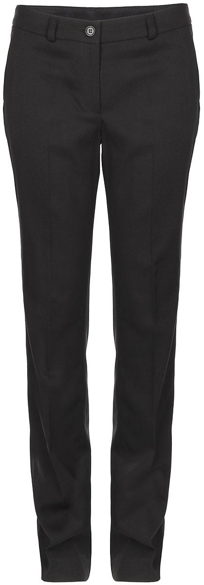 Брюки для девочки BTC, цвет: черный. 12.017900. Размер 40-158 брюки для девочки btc цвет черный 12 017900 размер 40 158
