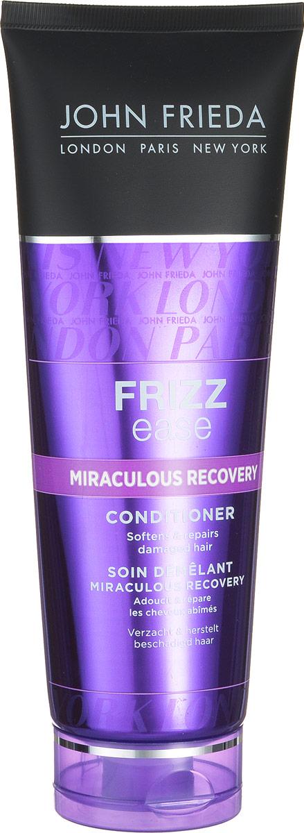 John Frieda Кондиционер для укрепления волос Miraculous recovery, 250 мл john frieda miraculous recovery deep conditioner