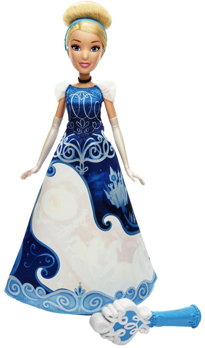 Disney Princess Кукла Золушка в юбке с проявляющимся принтом hasbro принцессы disney золушка в юбке с проявляющимся принтом b5295